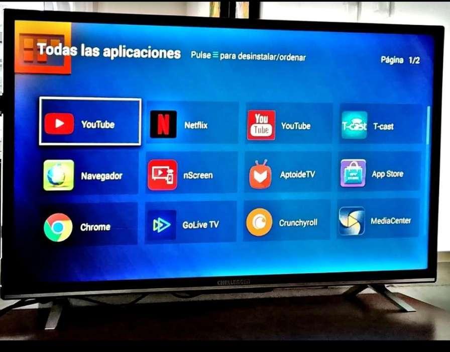 Se Vende Challenger 32 Pulgadas Smart Tv