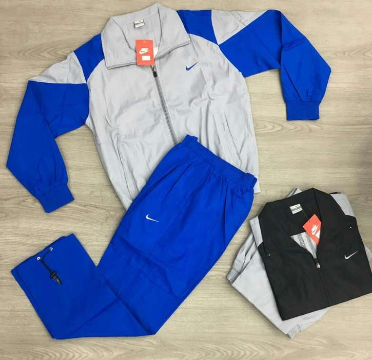 Conjunto Impermeable Nike Importado