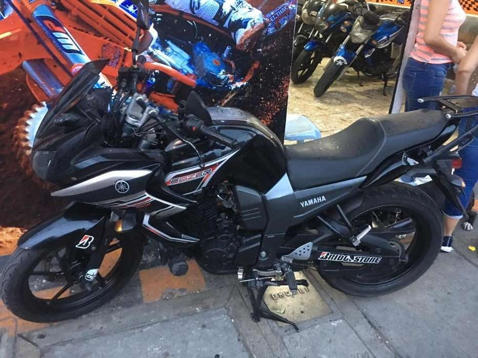 Yamaha Fazer 2014 Soat Mato 2020 No Tecn
