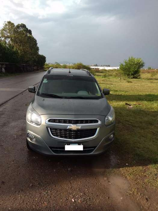 <strong>chevrolet</strong> Spin 2013 - 120000 km