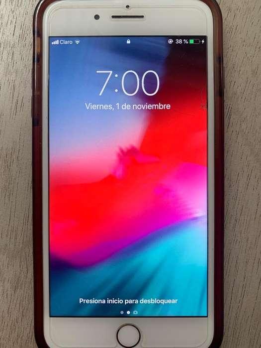 Se Vende iPhone 7 Plus Rosa