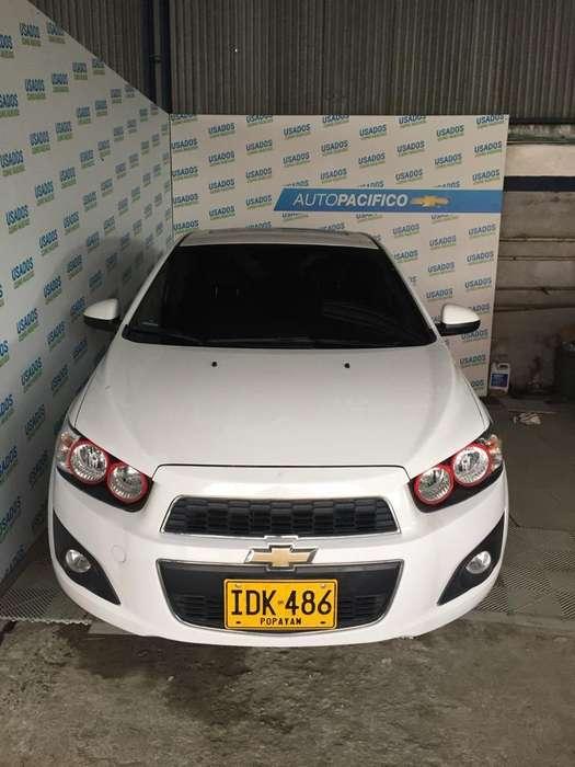 Chevrolet Sonic 2015 - 71097 km