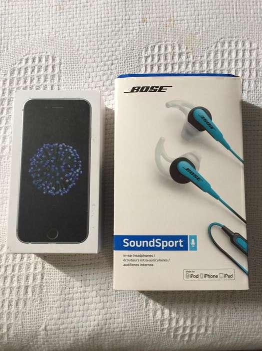 IPhone 6 Audfonos Bose