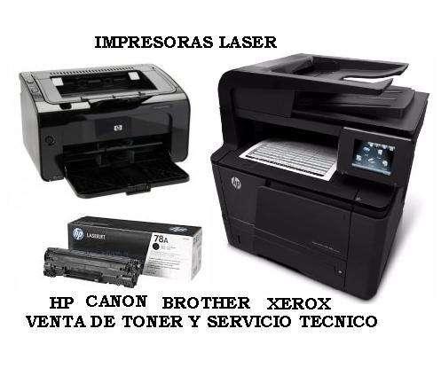 VENTA DE IMPRESORAS LASER HP SERVICIO <strong>tecnico</strong> TONER DESDE 35 SOLES