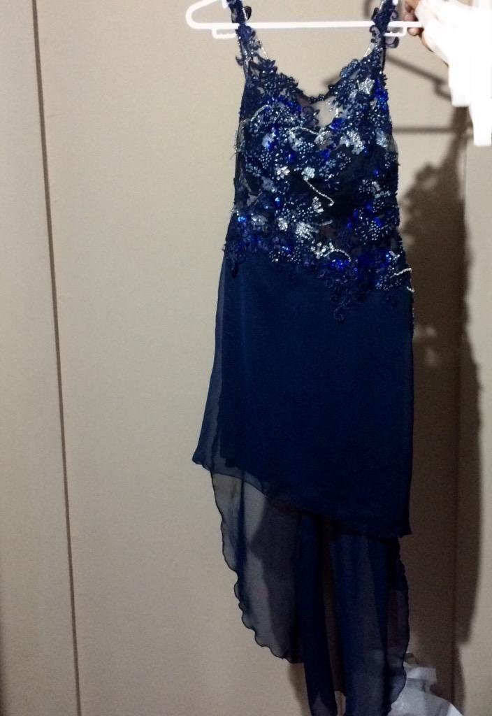 757608249 vestido de noche con pedreria. - Cajamarca