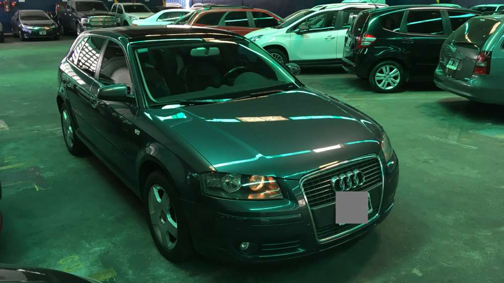 <strong>audi</strong> A3 2007 - 165000 km
