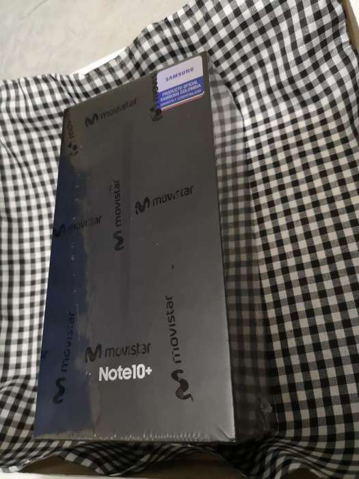 Galaxy Note10 de 256gb