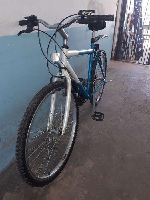 Bicicleta Rodado 26 Impecable.