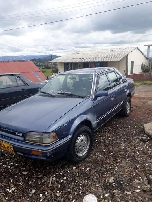 Mazda 323 1988 - 100 km