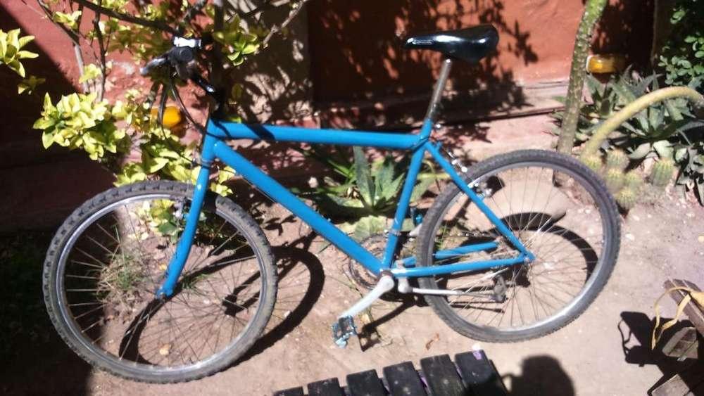 Bici rodado 26 lista para usar