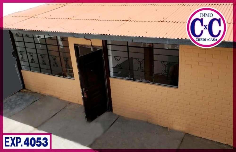 CXC VENTA DE CASA / BALCON DEL VALLE / VALLE / EXP.4053