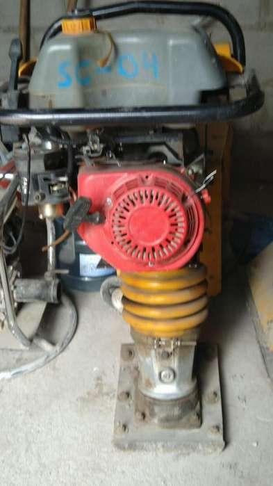 Vibroapisonador Medio Uso Honda Gx160