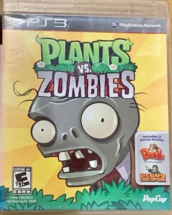 Ps3 Plants Vs Zombies