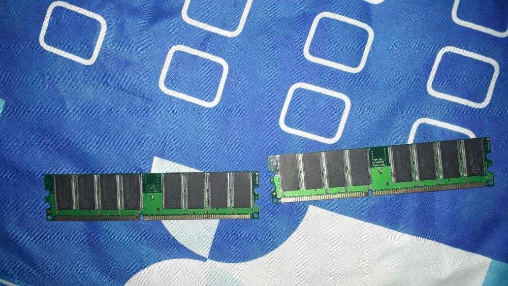 2 Memoria Ram de 512