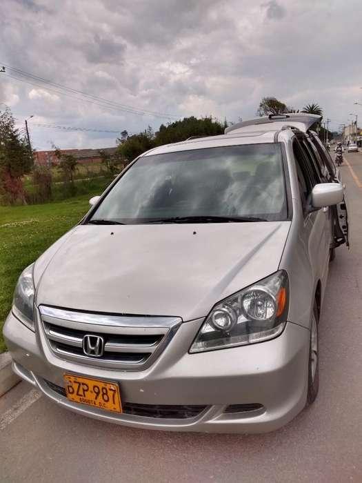 Honda Odyssey 2007 - 162000 km