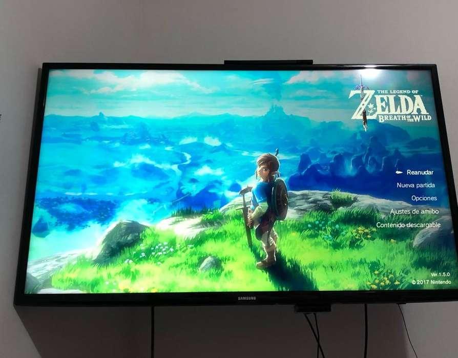 Vendo Cambio Wii U Programada D Duro