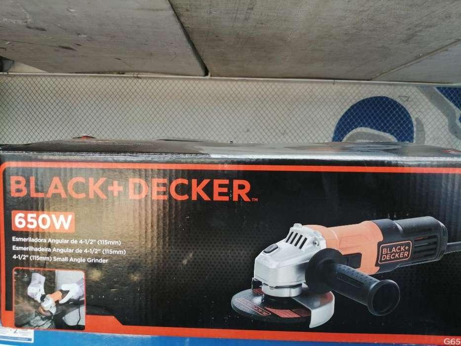 Pulidora Black And Decker Nueva