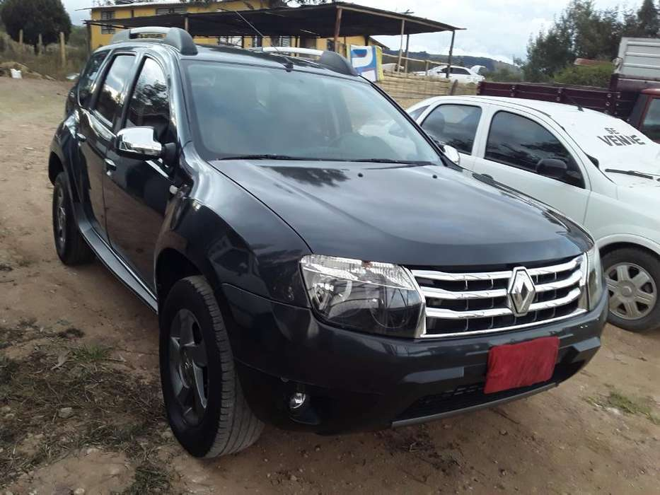 Renault Duster 2014 - 40900 km