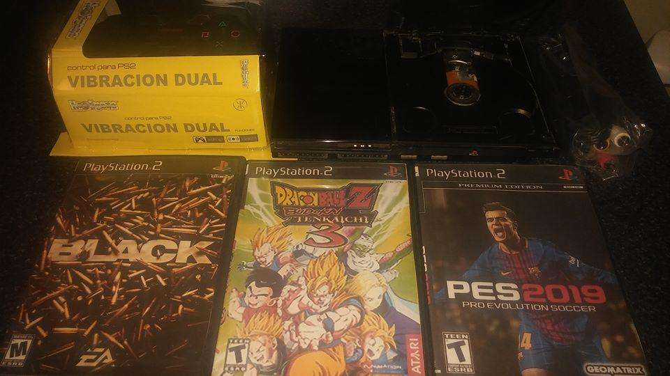PlayStation 2 IMPECABLE ¡¡¡OPORTUNIDAD!!!
