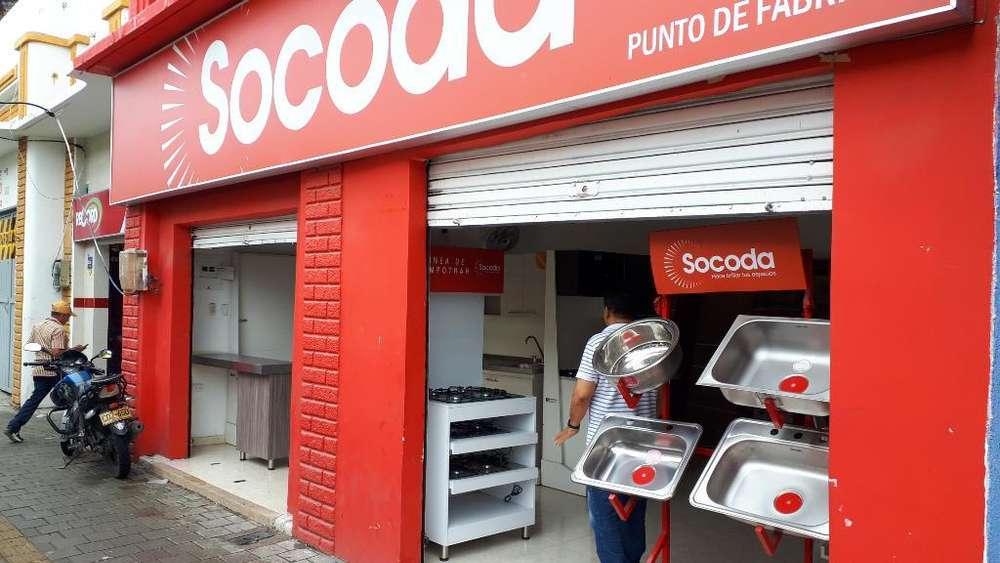 Dos <strong>local</strong>es Y Parqueadero