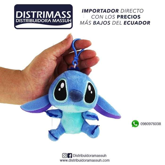 LLAVERO MINI STICH
