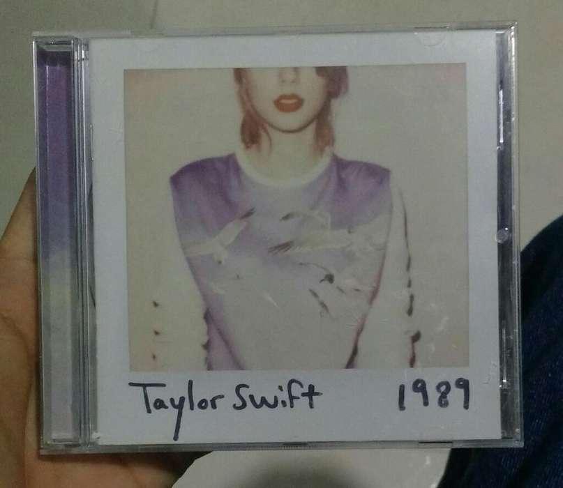 Cd Original de Taylor Swift 1989