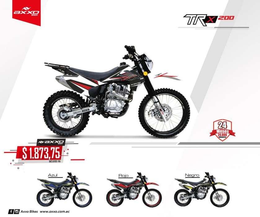Moto Trx 250