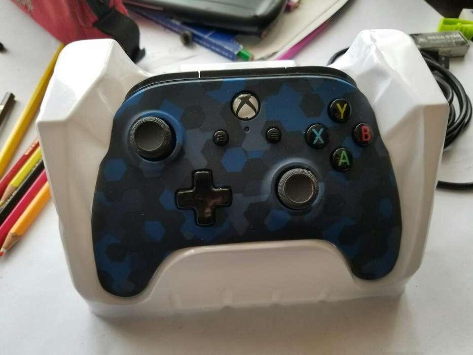 Control con Cable Y Xboxone Y Pc