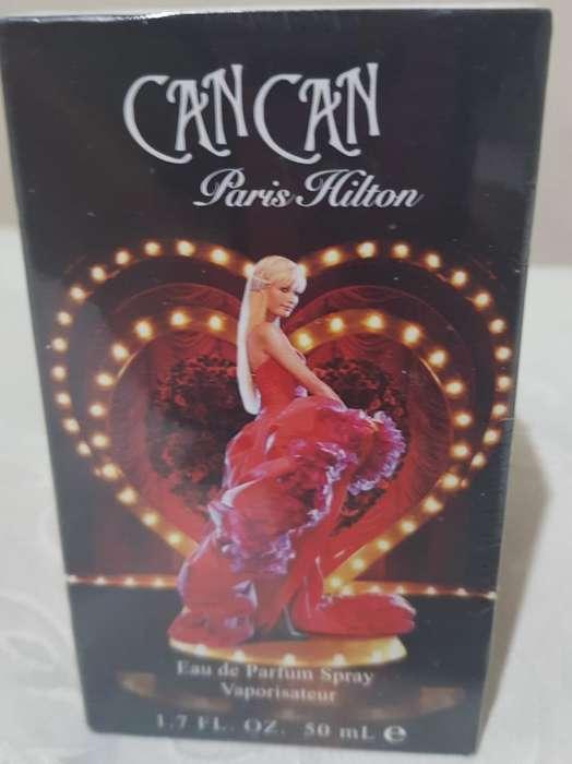 Perfume Can Can Paris Hilton Original