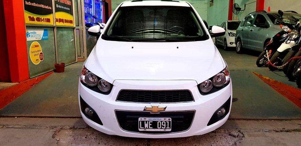 Chevrolet Sonic 2012 - 86000 km