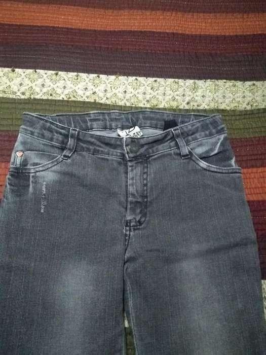 Pantalón Jean Niña Grisino Talle 12