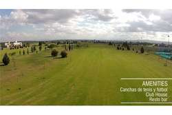 Lote Cascada Country Golf Manantiales 1500 m2