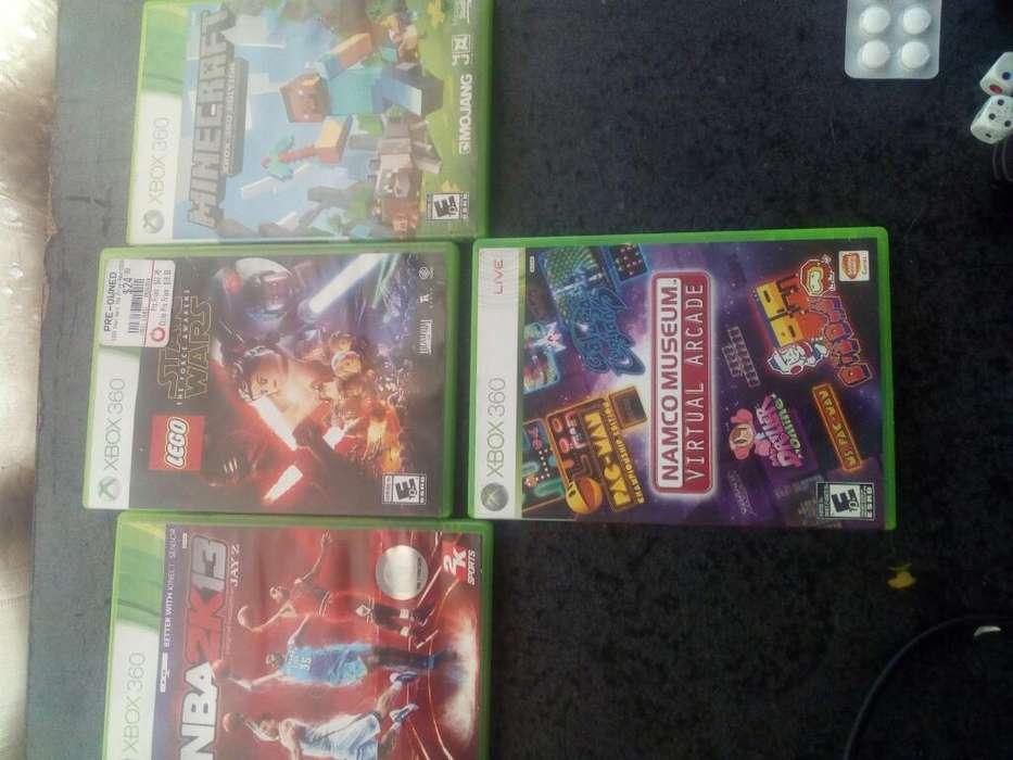 Juegos Xbox 360 Todos en Ese Precio
