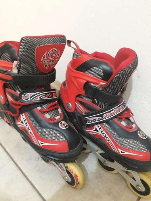 Rollers Poco Uso Rueda Silicona 38a42
