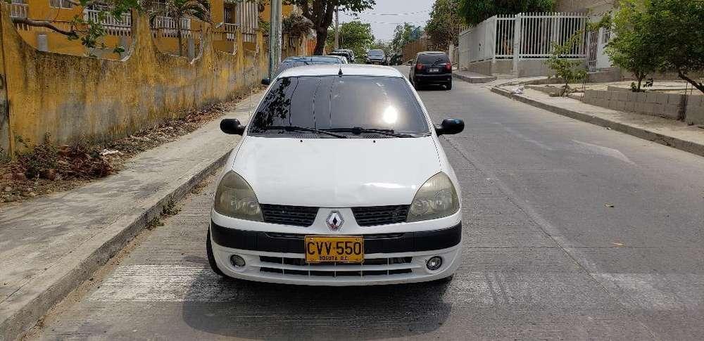 Renault Clio  2008 - 128000 km