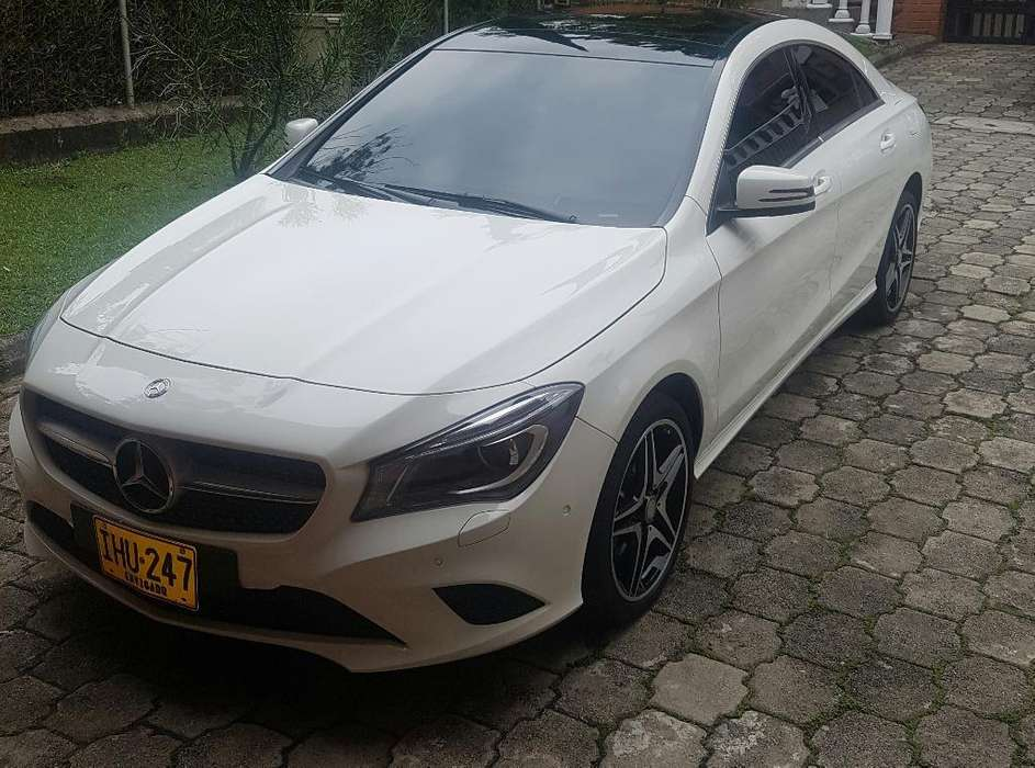 <strong>mercedes</strong>-Benz Clase CLA 2016 - 28000 km