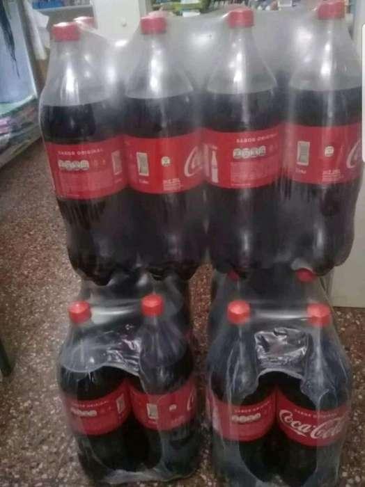 Pack de Coca Cola
