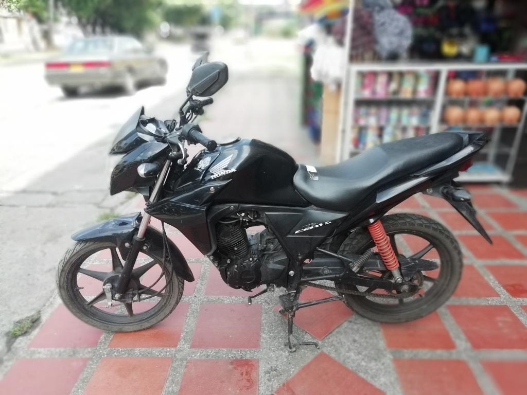 Honda Cb 110 2014 Papeles Nuevos