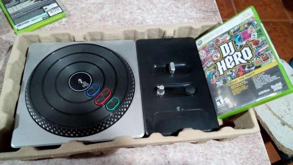 Dj Herojuego Original Xbox 360