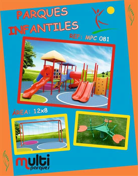 Parques infantiles OFERTA