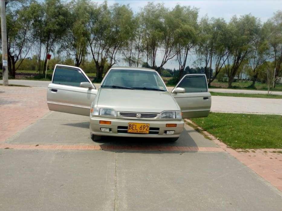 Mazda 323 1994 - 189800 km