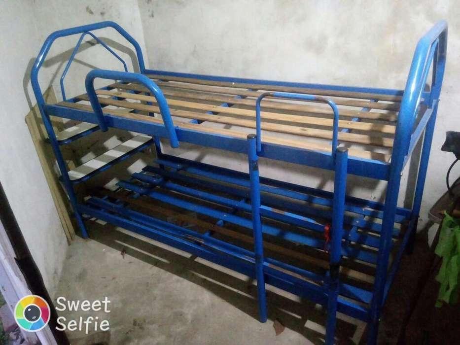 Vendo <strong>cama</strong> Cucheta de Caño