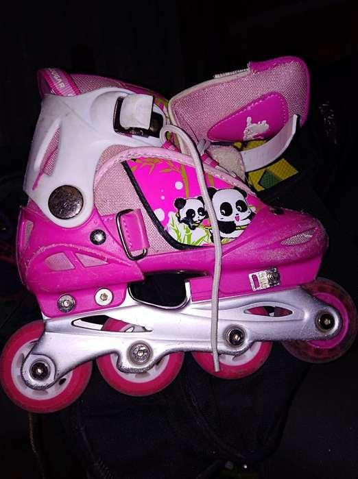 Rollers Y Casco