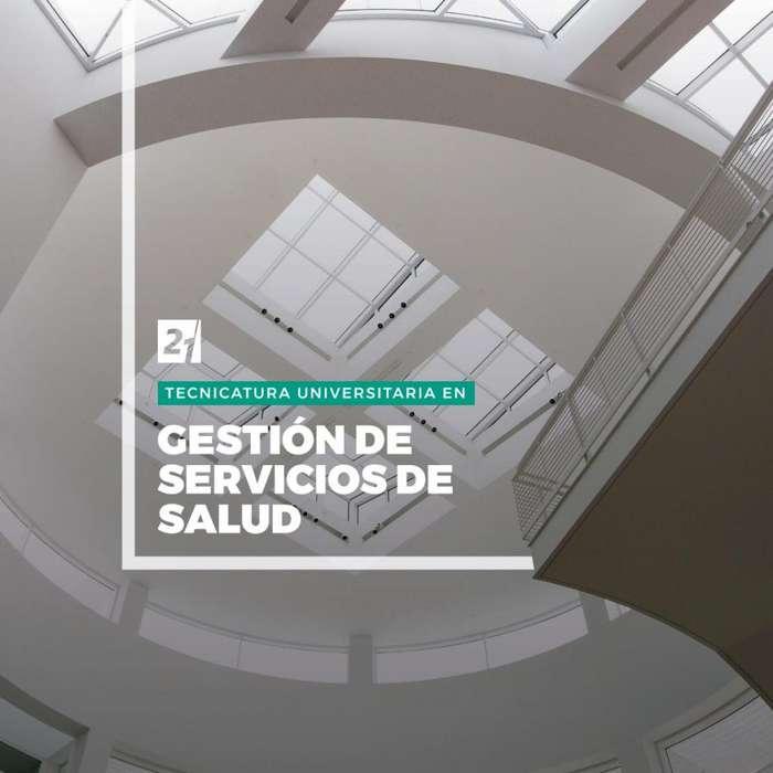 Tecnicatura en Gestión de Servicios de Salud - Universidad Siglo 21 Gualeguaychú