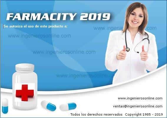Sistema <strong>software</strong> Programa Farmacia Botica - Basico