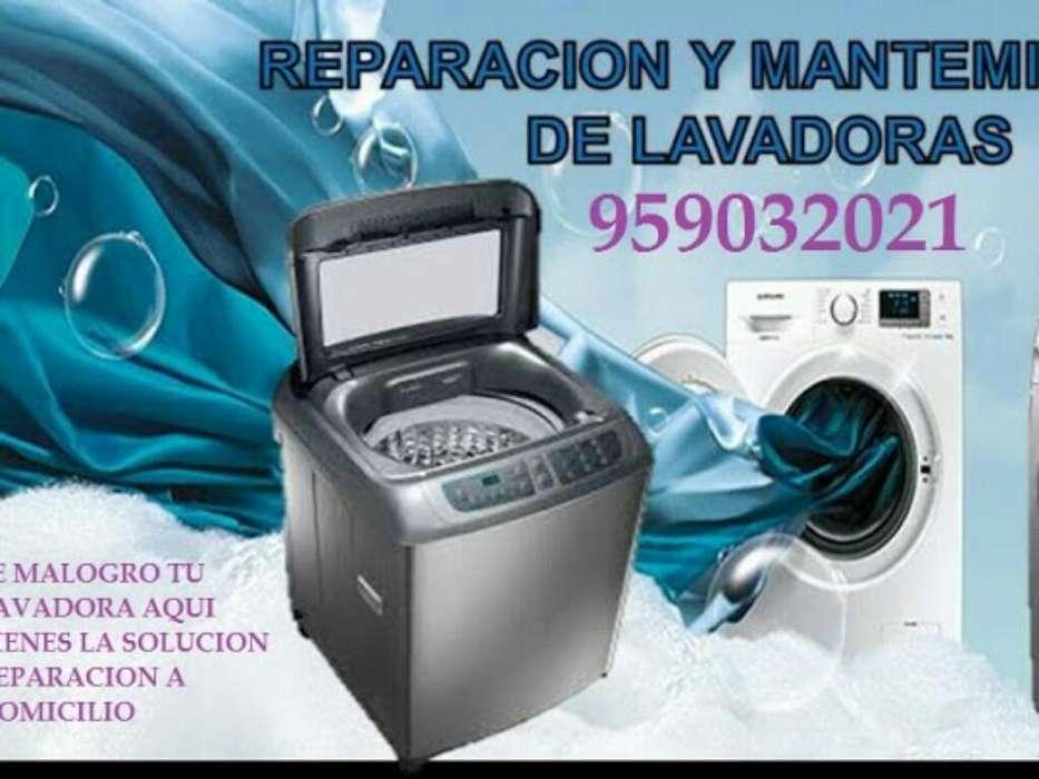 Reparación de Lavadoras a Domicilo Aqp