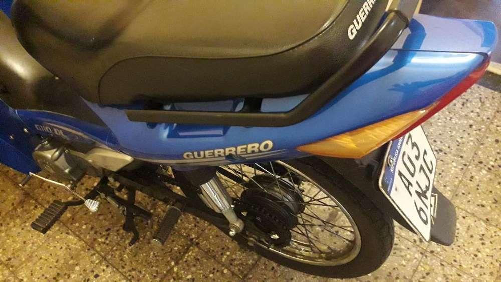 Moto Guerrero Dl 110