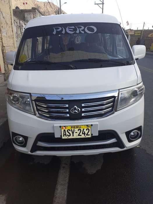 Changan Taurus Van 2016 - 0 km