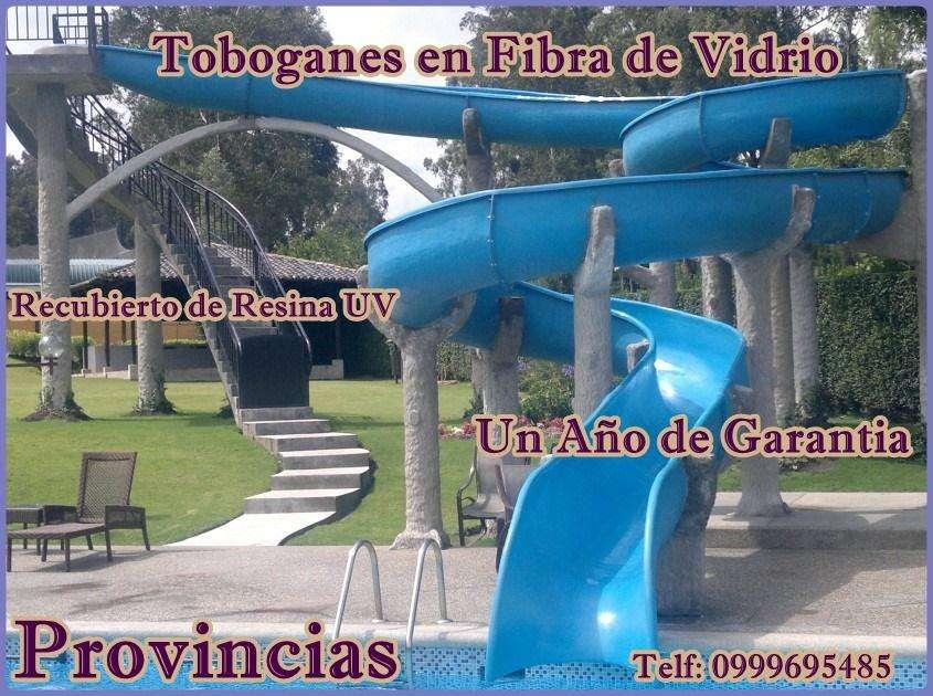 Fabricamos Toboganes En Todas Las Provincias Del Ecuador