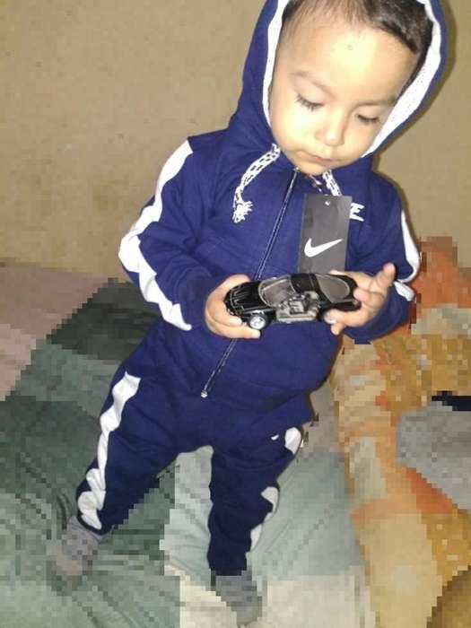 Conjunto Nike Niño Nuevo